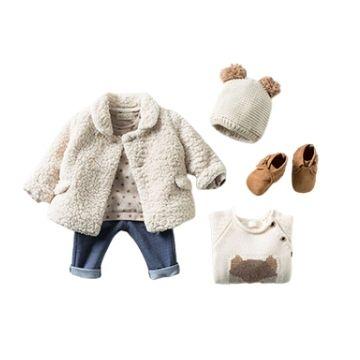 Bērnu apģērbi un apavi