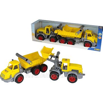 Smagā tehnika un traktori