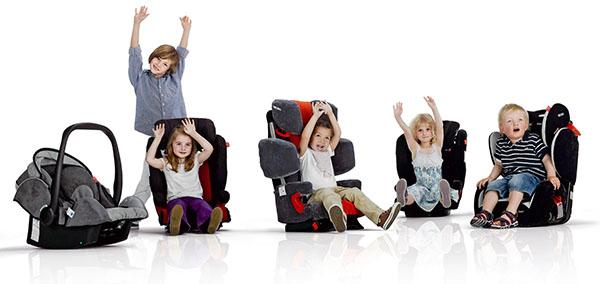 Autokrēsliņi