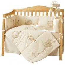 Bērnu gultas veļa: 3 daļas