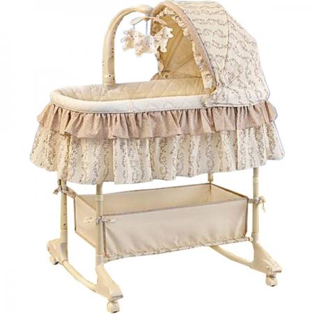 Bērnu gultas veļa šūpuļiem