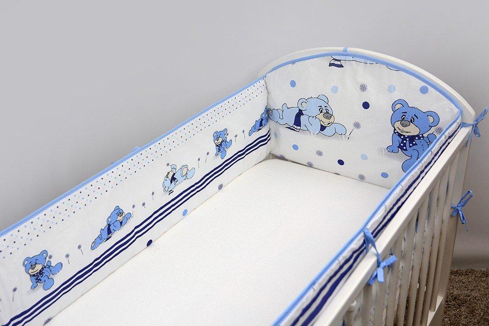 Aizsargs gultai 360 сm ANKRAS DREAMER blue