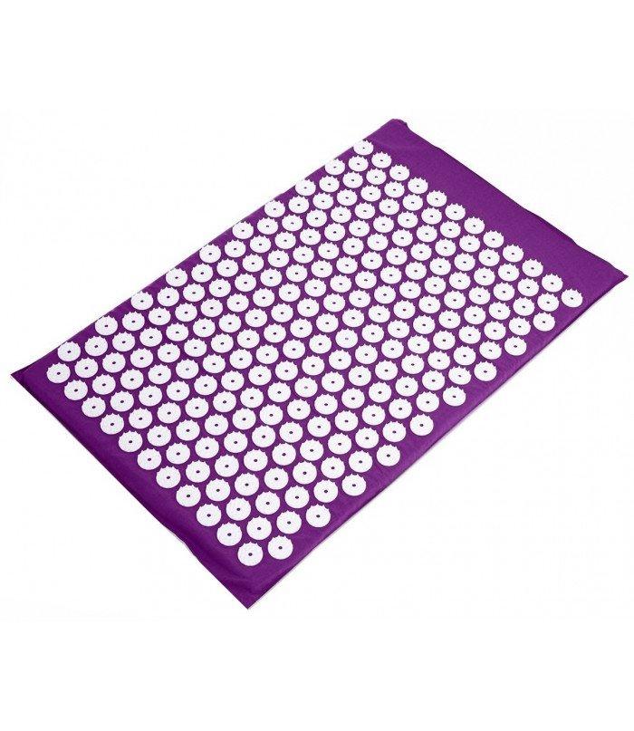 Akupresūras masāžas paklājiņš 40 x 60 cm TLC Baby Violet