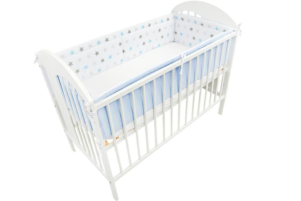 Apmale gultai 360 cm Ankras STARS-DUO blue