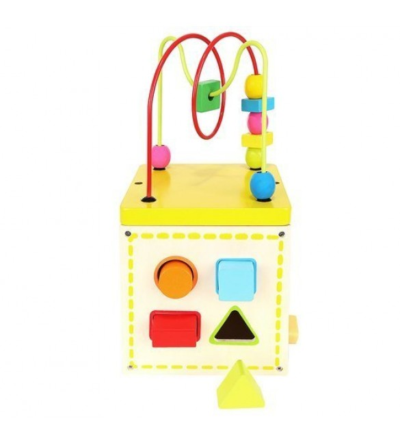 Attīstošā koka rotaļlieta-sortieris 9368