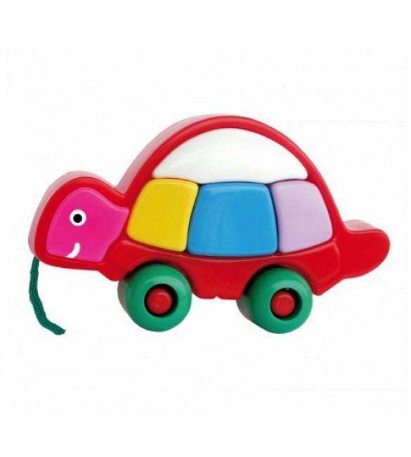 Attīstošā rotaļlieta Bruņurupucis NINA 00120