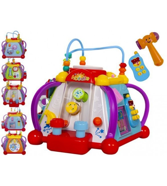 Attīstošā rotaļlieta HOODLE 10769