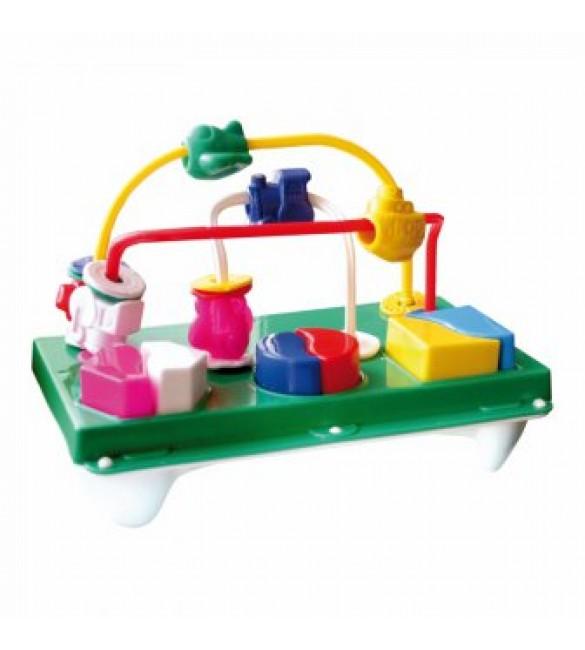 Attīstošā rotaļļieta Interaktīvais galdiņš NINA 00040