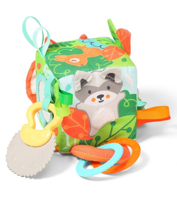 Attīstošā rotaļlieta Klucis BabyOno FRIENDLY FOREST 548