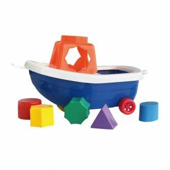 Attīstošā rotaļļieta Kuģītis NINA 00037