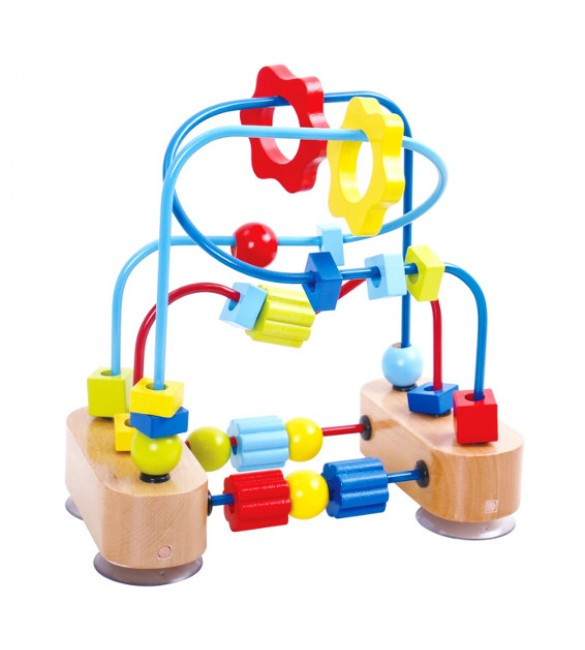 Attīstošā rotaļlieta Labirints 21X21X12 cm K4918