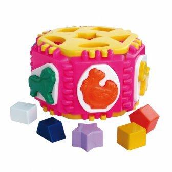 Attīstošā rotaļlieta Pirmsskolnieks NINA 00033