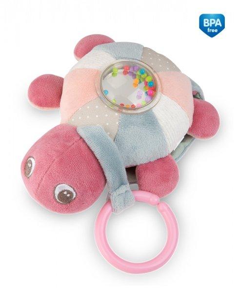 Attīstošā rotaļlieta SEA TURTLE Canpol 68/070 pink