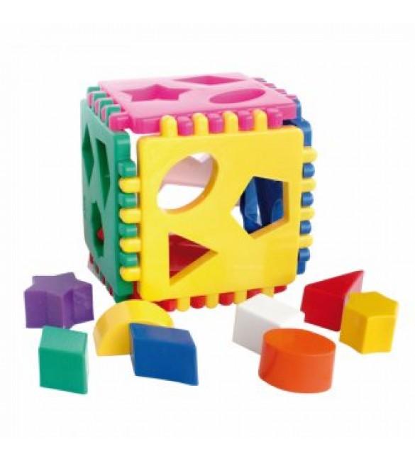 Attīstošā rotaļlieta-sortieris NINA 00032