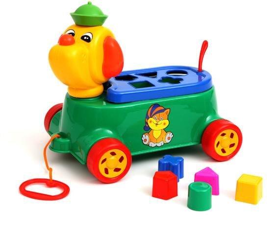 Attīstošā rotaļlieta Sunītis SUCHANEK 282