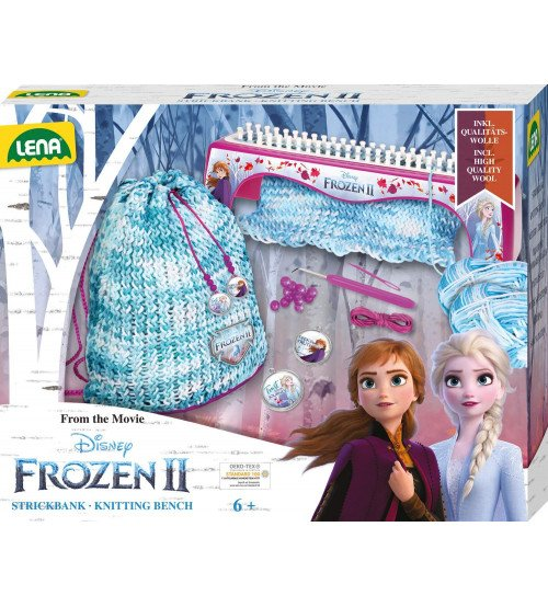 Aušanas stelles ar piederumiem Frozen 6+ L42030