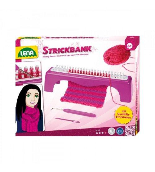 Aušanas stelles ar piederumiem Lena Strickbank 6+ L42680 Čehija