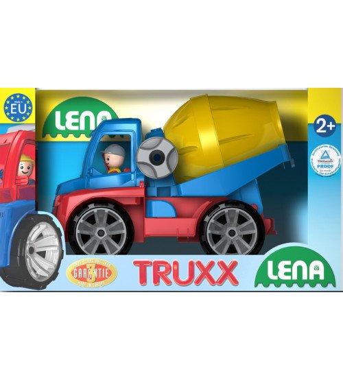 Auto betona maisītājs 29 cm Lena Truxx (kastē) L04413