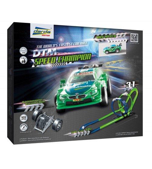 Autotrase DTM Speed Champion 3.8 mt + BMW mašīna DARDA L50251