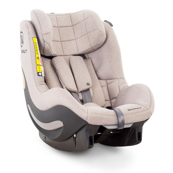 Avionaut Aerofix I-Size AF.02 Beige melange Bērnu autosēdeklis 9-17.5 kg
