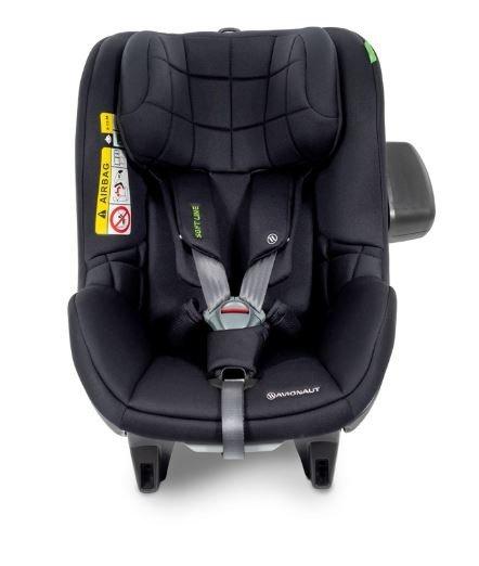 Avionaut Aerofix I-Size Black Bērnu autosēdeklis 9-17.5 kg