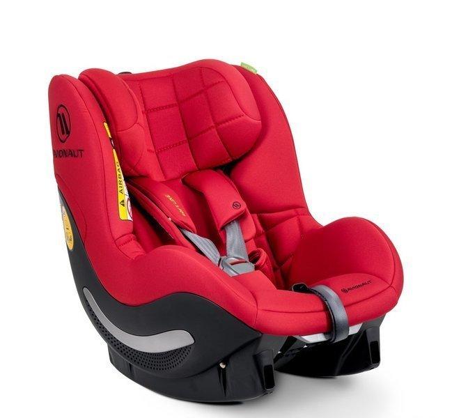 Avionaut Aerofix I-Size Red AF 04 Bērnu autosēdeklis 9-17.5 kg