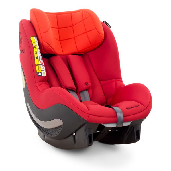 Avionaut Aerofix I-Size Red Bērnu autosēdeklis 9-17.5 kg