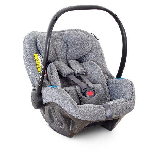 Avionaut Pixel I-Size 01 Grey melange Bērnu autosēdeklis 0-13 kg