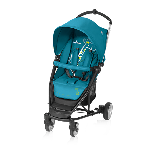 Baby Design ENJOY turquoise 05 Pastaigu rati