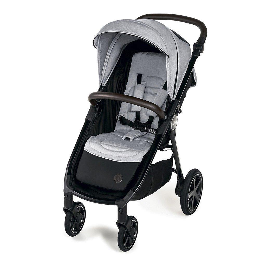Baby Design Look Air 07 Grey Sporta rati