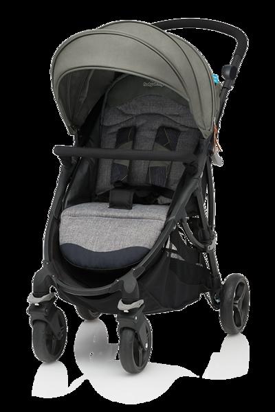 Baby Design Smart 04 Olive Sporta rati