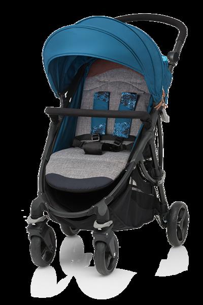 Baby Design Smart 05 Turquoise Sporta rati