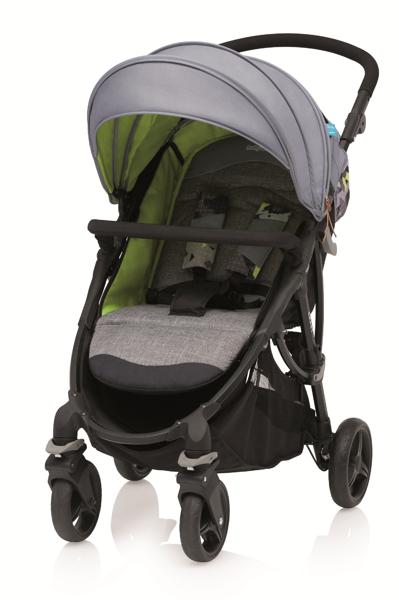 Baby Design Smart 07 Light Grey Sporta rati