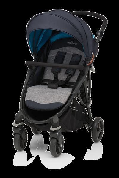 Baby Design Smart 17 Graphite Sporta rati