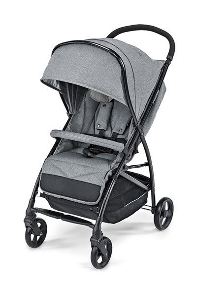 Baby Design Sway 07 Grey Sporta ratiņi