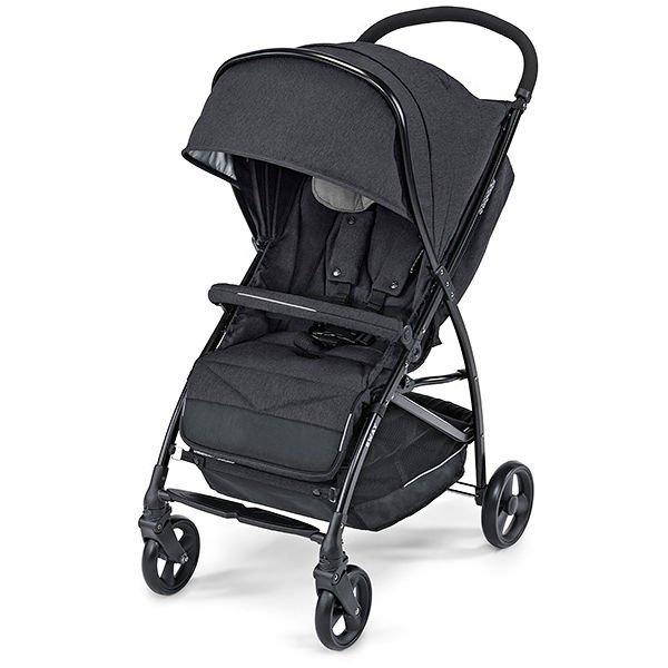 Baby Design Sway 10 Black Sporta ratiņi