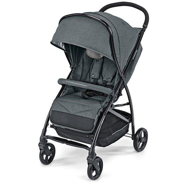 Baby Design Sway 17 Graphite Sporta ratiņi