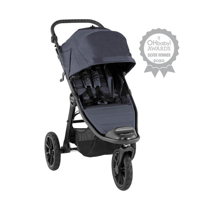 Baby Jogger City Elite 2 Carbon Sporta rati