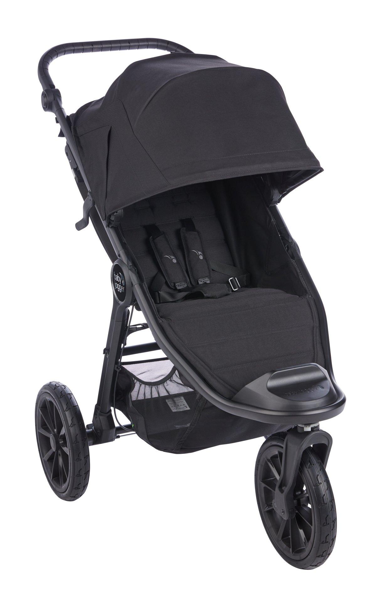 Baby Jogger City Elite 2 Jet Sporta rati