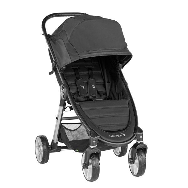 Baby Jogger City Mini 2 4W Jet Sporta rati