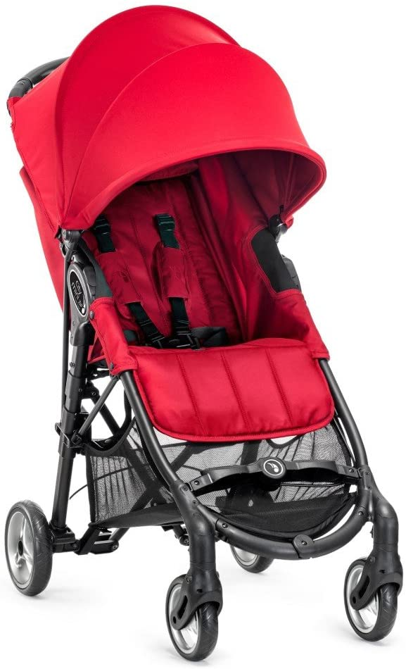 Baby Jogger City Mini Zip Red Sporta rati