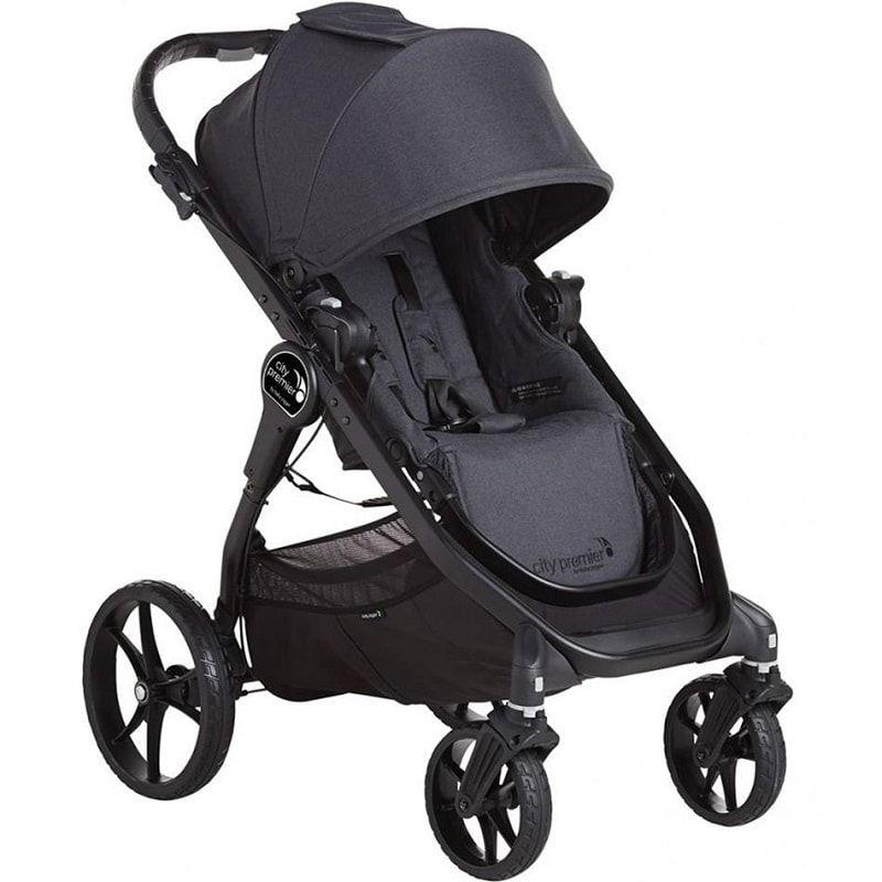 Baby Jogger City Premier Granite Sporta rati