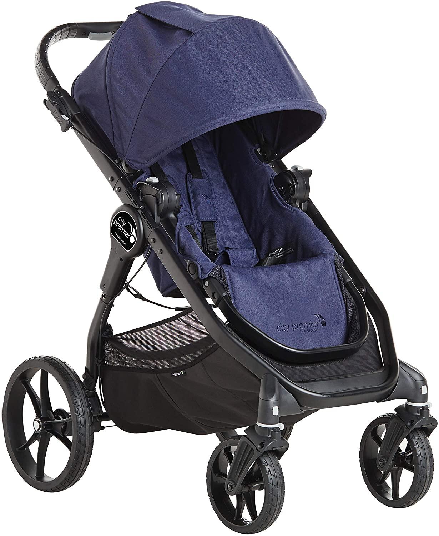 Baby Jogger City Premier Indigo Sporta rati