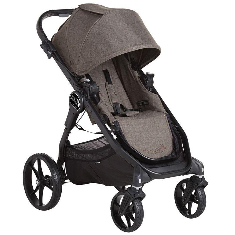 Baby Jogger City Premier Taupe Sporta rati