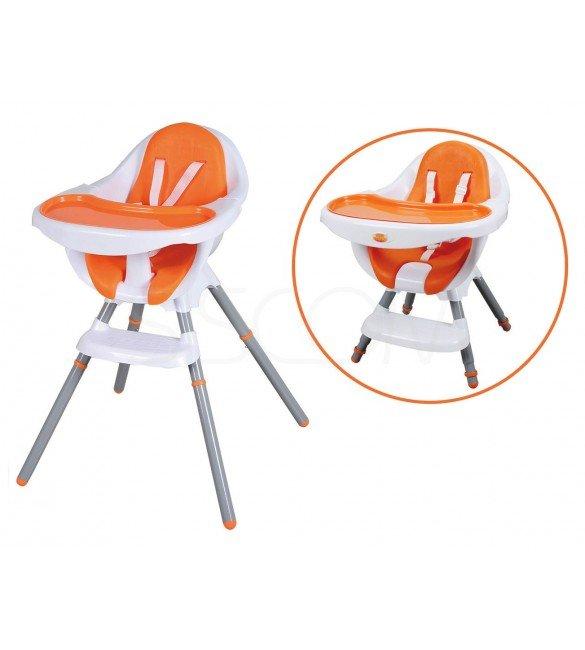 Baby Maxi Orange Daudzfunkcionālais Barošanas krēsls