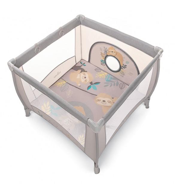 BabyDesign PLAY UP KOALA 09/beige Saliekamā manēža