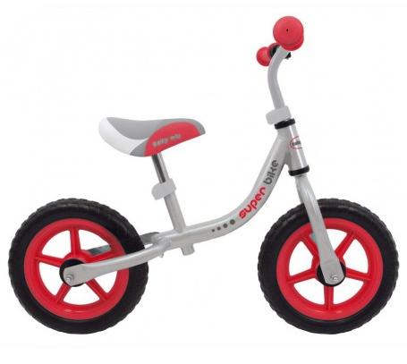 BabyMix Balance Bike Red Bērnu skrējritenis ar metālisko rāmi