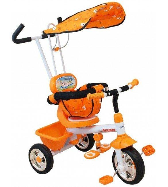 Babymix Orange Bērnu Trīsritenis