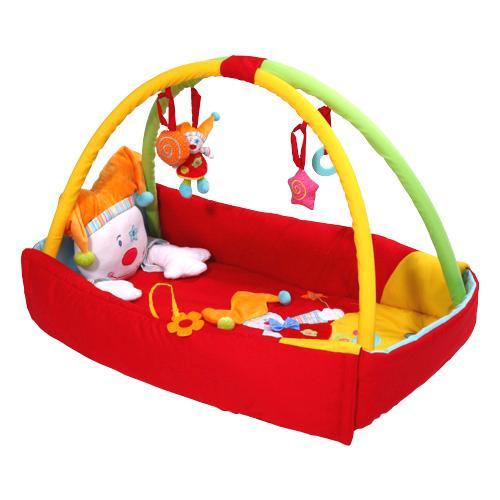 BabyOno Clown attīstošais paklājiņš
