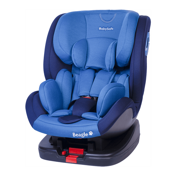 BabySafe Beagle Blue Bērnu autosēdeklis 0-25 kg